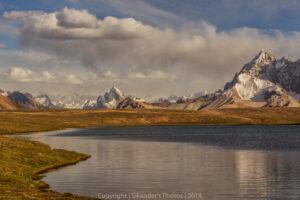 Shimshal Pass Lake