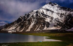 Karomber Lake