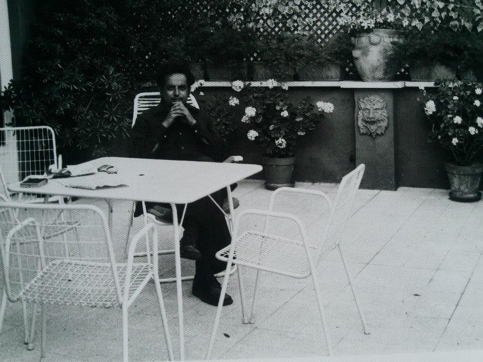 Peer Luigee's Flat in Rome, Italy. (circa 1975)